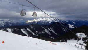 skifahren im Skigebiet Zillertal