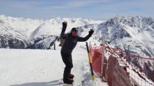 Skifahren in Sölden im Oetztal