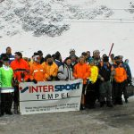2001 Skitest Intersport Gletscher am Rettenbach
