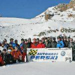 2013-Skitest in Soelden mit Raimo Tempel als Cheforganisator